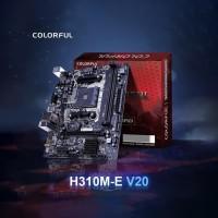 MOTHERBOARD H310M-E V20 COLORFUL LGA1151/DDR4/GLAN/VGA/HDMI/USB 3.0