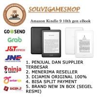 Amazon Kindle 9 10th 10 th gen eBook eReader - Front Light - 4GB
