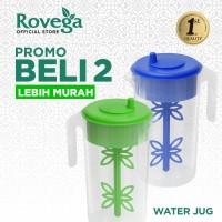 BOGO!! Buy1Get1!! Rovega Premium Water Jug dengan Pengaduk