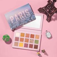READY & BPOM Focallure Eyeshadow Pallete GO TRAVEL 15 Colors FA100 - PARIS