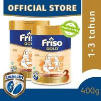 Friso Gold 3 Susu Formula Anak 1-3 Tahun 400g [2 pcs]
