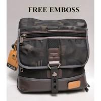 Tumi Annapolis - Camou - Tas Selempang - Premium Quality (Free Embos)