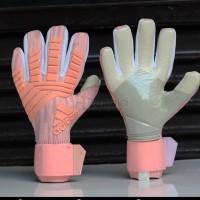 sarung tangan kiper Adidas predator pro pink goalkeeper gloves