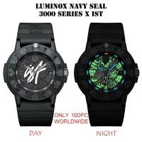 LUMINOX NAVY SEAL 3000 SERIES x IST - LUMINOX IST - LIMITED EDITION