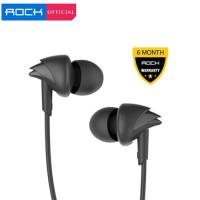 ROCK Lava Y1 Stereo - IEM / Earphone with Mic Microphone