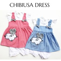 Chibiusa Costume / Overall Bayi Perempuan Lucu Murah / Baju Bayi Cewe