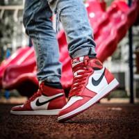 Nike Air Jordan 1 Retro High Chicago Premium Original / Sneakers