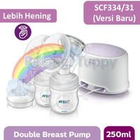Avent SCF334/31 Twin Electric Breastpump Stan