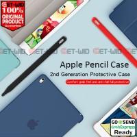 Case Apple Pencil 2 Silicone Full Cover - Putih
