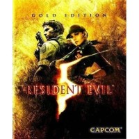 DVD Game PC Laptop Resident Evil 5 Gold Edition
