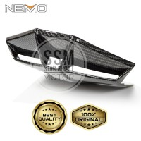 TUTUP COVER DUCKTAIL NEMO KARBON NMAX NEW 2020