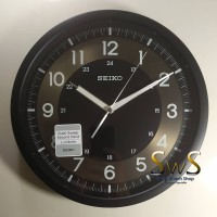 Jam Dinding SEIKO QXA628 Quiet Sweep Lumibrite Wall Clock Original