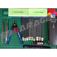 Gundam Build Strike Starter set - Model Kit Gundam Tool