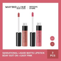 Maybelline Lippie Gradient Suit Berry