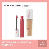 Maybelline Super Stay Matte Bundle I