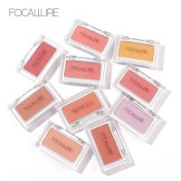 FOCALLURE Blush Makeup Face Blusher Cosmetic Pressed Powder FA77