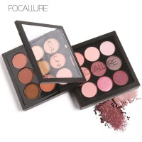 Focallure 9 Colors Eyeshadow Palette FA36
