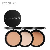 FOCALLURE Face Powder With Sponge FA-16