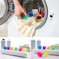 BOLA CUCI BAJU Bola Laundry Rubber Laundry Ball Bola Pembersih Baju