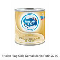 Susu Frisian flag Gold Kental Manis Putih 370g