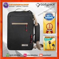 Tas Bodypack Prodiger Evaquate 5172 - Tas Laptop Ransel 3 In 1 - Origi