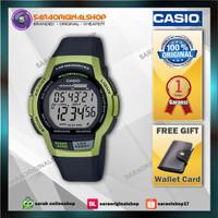 Jam Tangan Casio WS-1000H-1A Jam Tangan Pria - Original - Garansi Resm