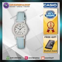 Casio Standard LQ-139L Jam Tangan Wanita - Original