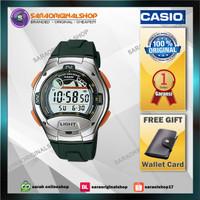 Casio W-753-1A / w-753-3A Jam Tangan Pria - Garansi Resmi