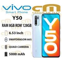 Vivo Y50 8/128 RAM 8GB ROM 128GB GARANSI RESMI VIVO