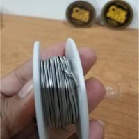 Coil Gear Alien Ni80 0.28*0.8+32 15Feet 4.6Meter Vape Kawat Vapor