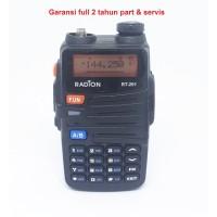 PROMO HT RADION RT201 SINGLE BAND VHF MURAH MERIAH