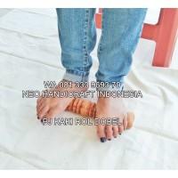 Alat Pijat telapak kaki dobel, Alat pijat terapi kaki, alat pijat kaki