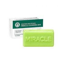 [SOME BY MI] AHA/BHA/PHA 30 Days Miracle Miracle Cleansing Bar 106g