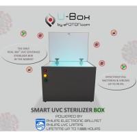UV STERILIZER BOX / BOX STERISILASI UVC 10-15 WATT EFOTON