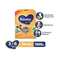 Bebelac 4 Madu Susu Formula [1800 g/ Kemasan Box]