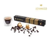 INDONESSO Flores Bajawa Nespresso® Coffee Capsule / Kapsul Kopi
