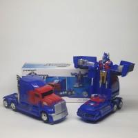 ROBOT TRANSFORM TRUCK OPTIMUS MOBIL ROBOT | 11