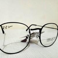 kacamata screen anti blue lens free box + lap