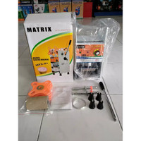 Cup Sealer Matrix D1 MAX 22OZ/Cup Sealer Thai Tea Boba (Gelas 12-22OZ)