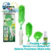 ABC 30cm Kemoceng Elektrik Electrick Broom Home Duster Motorized Bonus