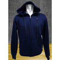 Hoodie Polos Jumper polos Resleting hoodie premium jumper polos