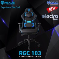 Rexus RGC 103 V2 Electra Blue Gaming Chair
