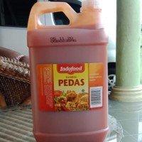 Saos sambal pedas indofood 5.7 kg