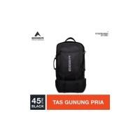 tas Eiger R Trav Pac Vary 1 1A Backpack 45L - Black