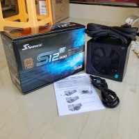 Seasonic S12III-500 500W - 80+ Bronze Certified Retail Box / PSU 500W