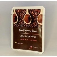 Masker Calming Coffee + Honey Water