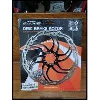 Harga Diskon Alligator Motion Disc Brake Rotor Black 8 Inch Diskon