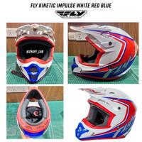 Flyracing Kinetic Helm Trail Offroad Enduro Cross Original