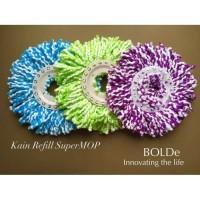 Refill MOP BOLDe / Refill Kain Pel Super MOP ORIGINAL BOLDe