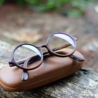 jual berbagai model frame, lensa dan soft lensa kacamata kayu original